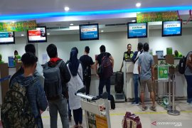 5,093 travelers depart on Lebaran through Syamsudin Noor Airport