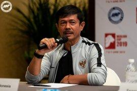 Indra Sjafri panggil dua debutan timnas  di TC Bali