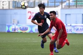 Indonesia hadapi Filipina diperebutan tempat ketiga Piala  Merlion