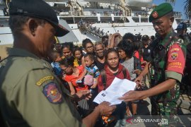 Pemeriksaan penduduk pendatang di Bali