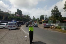 Kepolisian Rejang Lebong antisipasi kemacetan di kawasan wisata