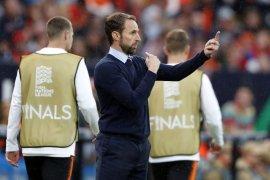 Pelatih Southgate sebut kelelahan penyebab kekalahan tim Inggris