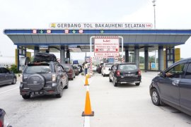 Masyarakat minta penambahan gerbang tol Trans Sumatera