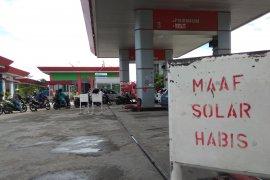 Premium langka di lintas timur  Aceh