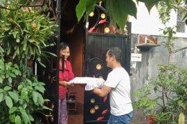 """Tradisi Idul Fitri, """"Ngejot"""" di Bali jaga toleransi antarumat beragama"""