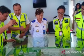 Pengembangan Bandara Syamsudin Noor, Banjarmasin akan dioperasikan Oktober 2019