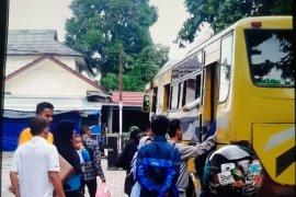 Arus balik Lebaran, Terminal Sungailiat siapkan enam armada bus