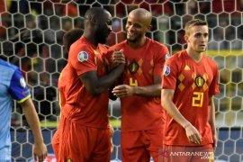Belgia dan Skotlandia petik kemenangan di Euro 2020