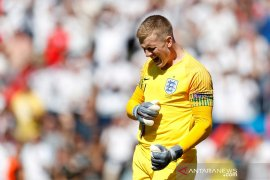 Adu penalti vs Swiss, Pickford pastikan kemenangan Inggris