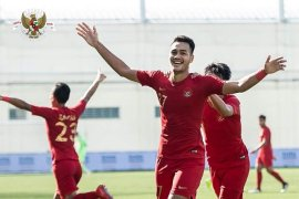Piala Merlion - Singapura juara, penyerang Indonesia top scorer