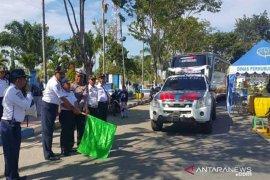 Ratusan warga Sampang manfaatkan angkutan balik Lebaran gratis