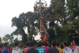 Berbagai lomba tradisional meriahkan libur Lebaran masyarakat desa di Jambi