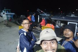 Seorang wisatawan dilaporkan hilang di Pulau Ketawai Bangka Tengah