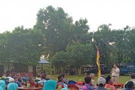 Pj. Gubernur Lampung Boytenjuri Kunjungi Kawasan Pelestarian Flora dan Fauna Pesisir Barat