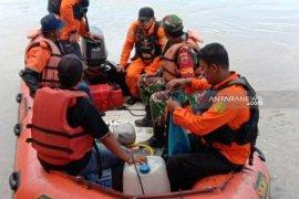 Bocah terseret arus Sungai Batang Toru warga Batu Bara