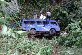 Sepanjang mudik hanya satu kecelakaan lalu lintas di Cianjur