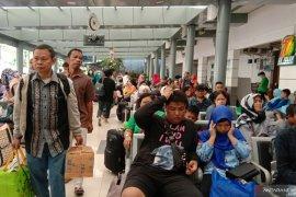 H+3 Lebaran 42.964 pemudik tinggalkan Jakarta