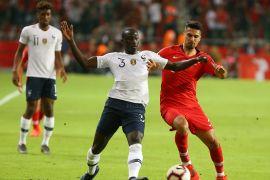 Real Madrid hadirkan Mendy seharga 48 juta euro