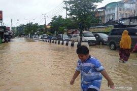 Akses jalan Samarinda-Bontang kembali normal