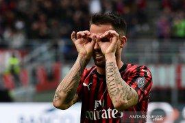 Atletico bidik pemain Milan Suso untuk gantikan Antoine Griezmann
