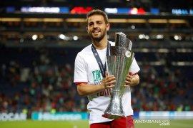 Liga UEFA, Bernardo Silva pemain terbaik, De Jong pemain muda terbaik