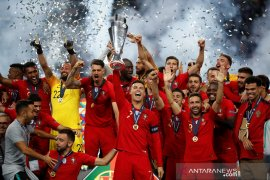 Portugal Juarai  UEFA Nations League