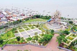 Pemkot Surabaya kembangkan Taman Suroboyo di pesisir utara