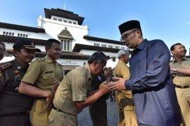 Kata Pak Ridwan Kamil, Kemacetan arus balik terjadi di jalan non tol