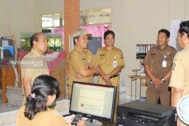Wabup Bangli puji ASN sangat baik setelah libur lebaran usai
