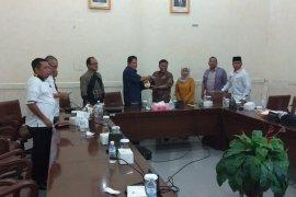 Komisi I DPRD Indragiri Hulu konsultasi ke DPRD Provinsi Jambi