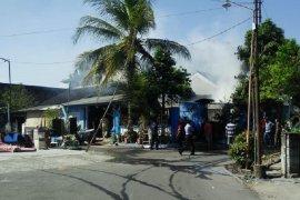 Polisi tangani kebakaran rumah akibatkan satu orang meninggal