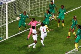 Kanada menang tipis 1-0 atas Kamerun di Piala Dunia Putri