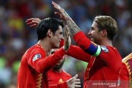 Spanyol, Rumania dan Norwegia menekuk lawannya tanpa balas di Grup F