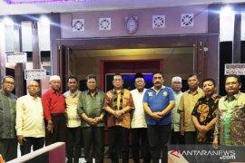 Halalbihalal Yadpi - UGN Padangsidimpuan bersama Prof. Bomer Pasaribu