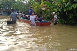 GMSS-SKM Samarinda bantu evakuasi korban banjir