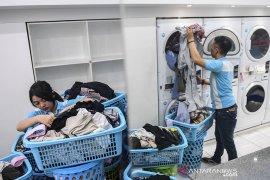 Jasa laundry meningkat