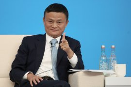 Jack Ma bersama Sekjen PBB dan Melinda Gates bahas kerja sama digital global