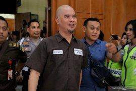 Ahmad Dhani berhak atas remisi karena berkelakuan baik, kata petugas