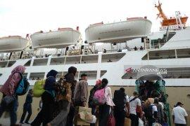 Daftar pelabuhan terpadat di Indonesia selama Lebaran 2019