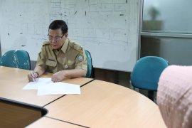 Pemkot Pontianak akan sanksi disiplin tujuh ASN bolos kerja