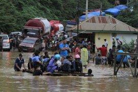 Banjir luapan Sungai Pohara