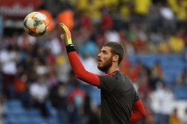 Manchester United tawari De Gea kontrak baru