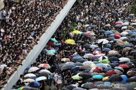Melihat penampakan People Power di Hongkong Page 1 Small