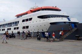 Arus balik Ternate-Halsel terpantau normal
