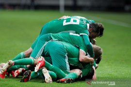 Irlandia Utara dan Jerman belum terkalahkan di Grup C Piala Eropa