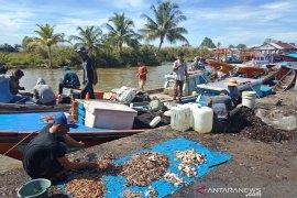 Cuaca buruk sebabkan harga ikan segar melonjak di  Aceh Barat