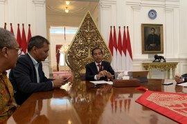 Presiden sebut perang dagang jadi peluang bagi Indonesia