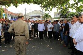 Pemprov Lampung Matangkan Acara Penyambutan Gubernur Arinal dan Wagub Chusnunia di Mahan Agung