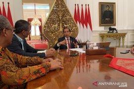 Jokowi:  Kabinet Kerja Jilid II fokus tiga hal