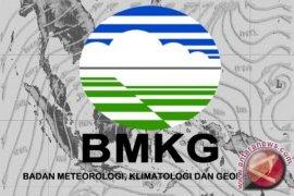 BMKG peringatkan gelombang tinggi 5 meter di perairan Banten